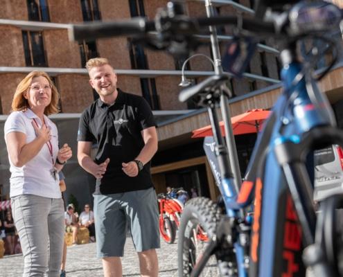 Bikewelt Gisler neu in Andermatt